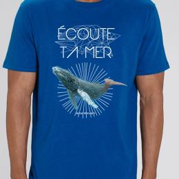T-shirt - Baleine - Homme
