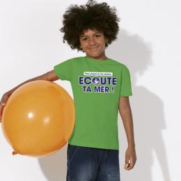 T-Shirt - Script - Enfant